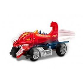 HOT WHEELS DINO COCHES LUZ...