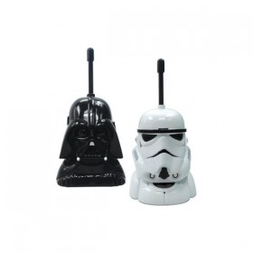 WALKIE TALKIE STAR WARS CARA