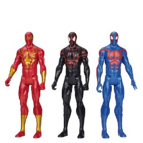SPIDERMAN TITAN HERO FIGURA...