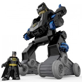Bat-Robot Transformable de...