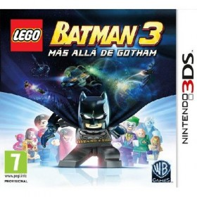 3DS LEGO BATMAN 3