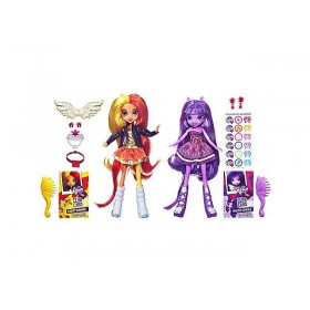 MLP PACK 2 EQUESTRIA GIRLS