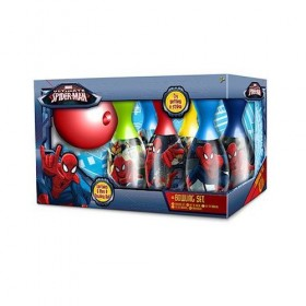 SET DE BOLOS SPIDERMAN...