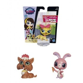 LITTLEST PET SHOP MASCOTAS A