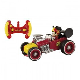 MICKEY ROADSTER RACERS RC...