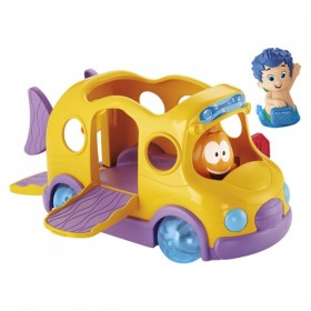 BUBBLE GUPPIES AUTOCAR ESCOLAR