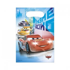 POLYBAG 6 BOLSAS CARS ICE