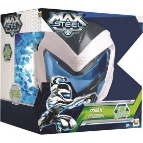 MAX STEEL MASCARA CON SONIDOS