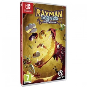 Rayman Legends: Definitive...