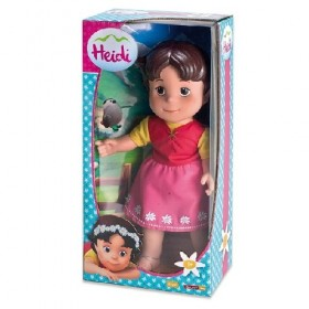 HEIDI DOLL 36CM