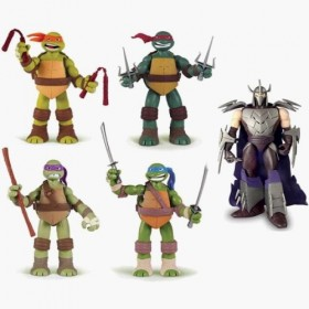 TMNT FIGURAS POWERSOUND