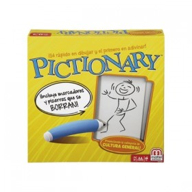 Pictionary Cast de Mattel...