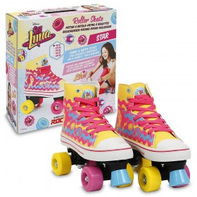 PATINES SOY LUNA ROLLER STAR