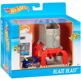 HOT WHEELS BLAZE BLAST