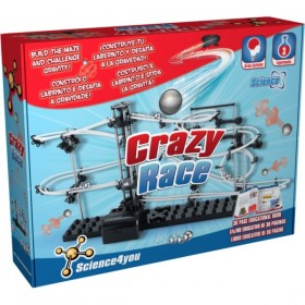CRAZY RACE DE SCIENCE4YOU