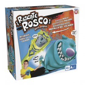 ¡Ráscate Rosco! de IMC Toys