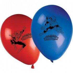 GLOBOS LATEX SPIDERMAN