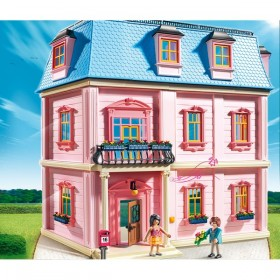 Casa de Muñecas Romántica...