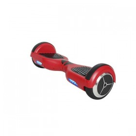 Hoverboard color rojo