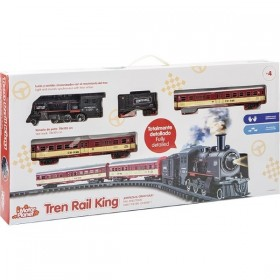 TREN RAIL KING 103x78