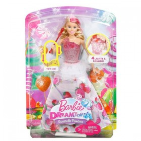 BARBIE PRINCESA DESTELLOS...
