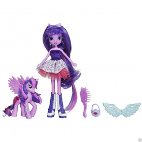 MLP EQUESTRIA GIRLS CON PONY