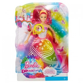 BARBIE PRINCESA LUCES DE...