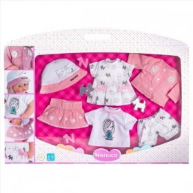 NENUCO OUTFITS SUPER SET 35CM