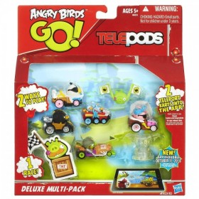 ANGRY BIRDS MULTI PACK 2...