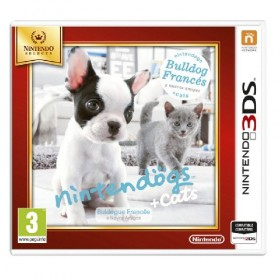 GB 3D NINTENDO DOGS+GATOS...