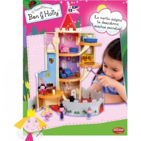 BEN & HOLLY PLAYSET...