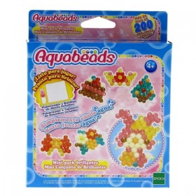 AQUABEADS MINI PACK BRILLANTE