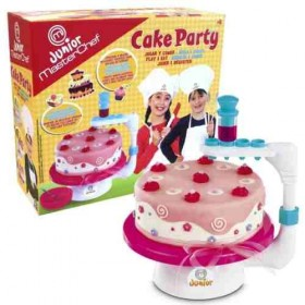 JR MASTER CHEF CAKE PARTY