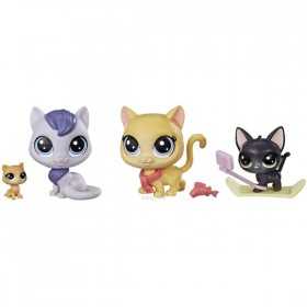 LITTLEST PET SHOP PACK FAMILIA