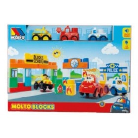 MOLTO BLOCKS 3 CARS