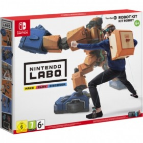 Nintendo Labo: Toy-Con 02 -...