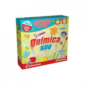 Química 600 de Science4You