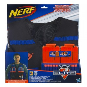 NERF NSTRIKE CHALECO TACTICO