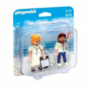 DUO PACK CRUCERO DE PLAYMOBIL