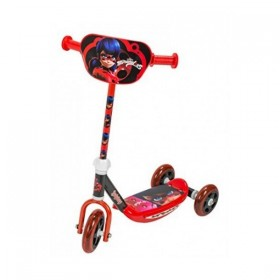PATINETE 3 RUEDAS LADY BUG
