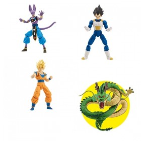 FIGURAS DELUXE DRAGON BALL...