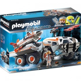 CAMION SPY TEAM DE PLAYMOBIL