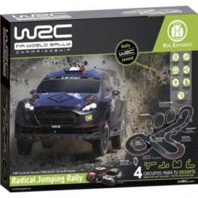 WRC RADICAL JUMPIN RALLY