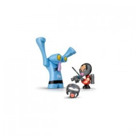 FIGURAS MUTANT BUSTERS SURTIDO