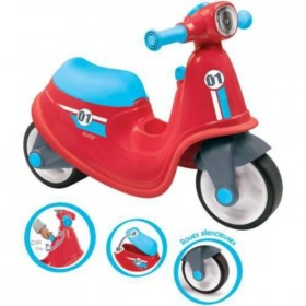 SCOOTER ROJO
