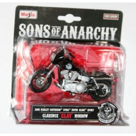 1/18 MOTORCYCLES SONS OF...