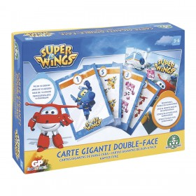 SUPER WINGS-TARJETAS GIGANTES