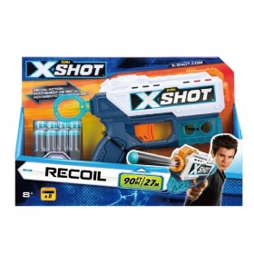 X-SHOT PACK RECOIL