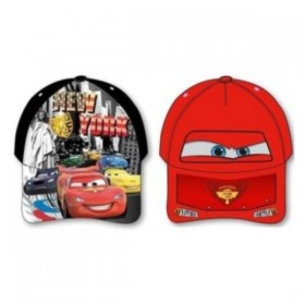 GORRA CARS FULL PRINT