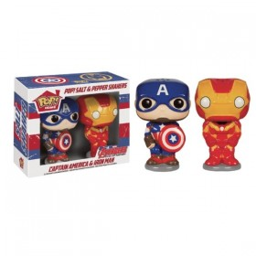 POP!HOME:MARVEL SAL Y PIMIENTA